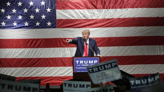 Lars Larson Interviews Republican Presidential Presumptive Nominee, Donald Trump
