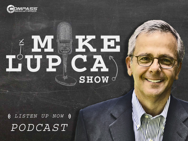 Mike Lupica Show Weekly Podcast Launches May 17