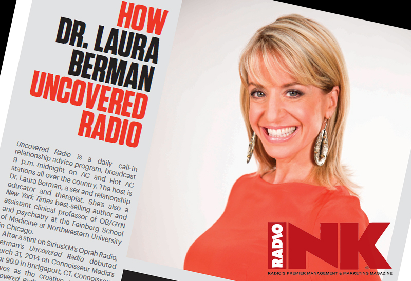 How Dr. Laura Berman UNCOVERED Radio