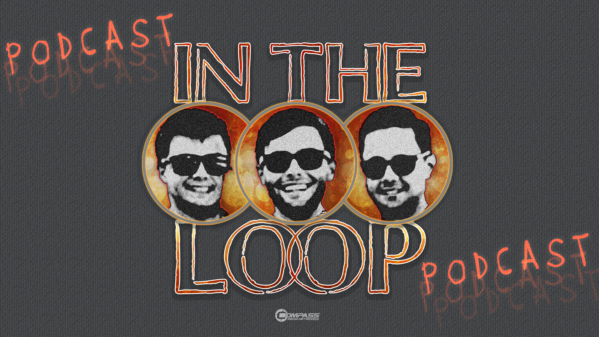 """Alex, Chris And Zach Lupica, Launch """"In The Loop"""" Podcast"""
