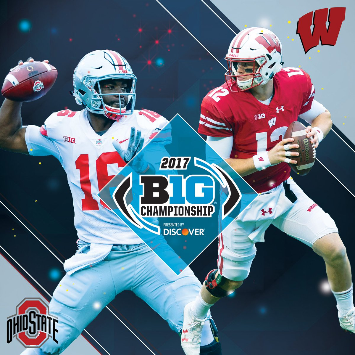 Big Ten Championship Stream >> Compass Media Networks Ohio State and Wisconsin to Meet in Championship Game on Dec. 2nd