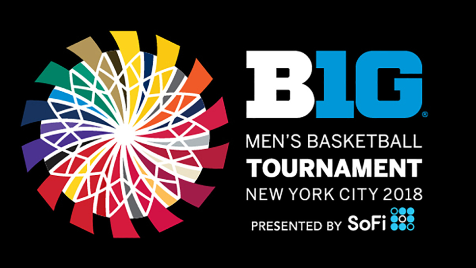 Compass Media Networks presents broadcast coverage of the 2018 Big Ten Men's Basketball Tournament from Madison Square Garden