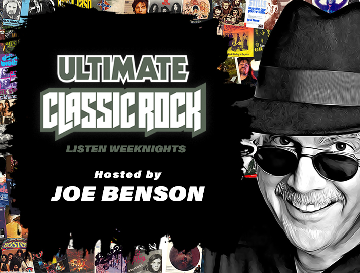 "Radio Legend Uncle Joe Benson to Host ""Ultimate Classic Rock"" Show"