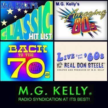 MG Kelly's Classic Hits 60s, 70s, 80s