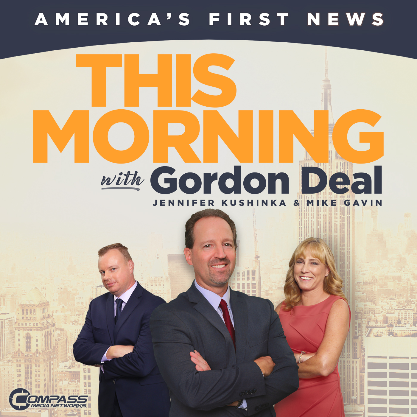 This Morning, America's First News with Gordon Deal – Podcast