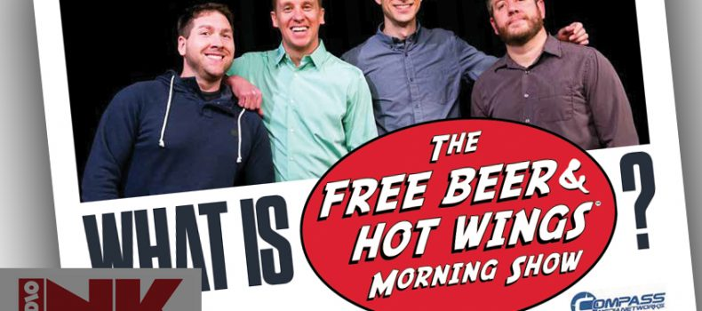 Free Beer & Hot Wings profiled in radio industry trade magazine, RadioINK.