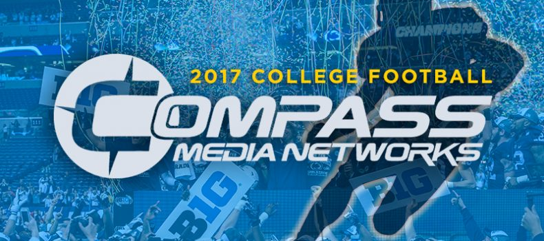 Compass Media Networks announces 2017 College Football Schedule