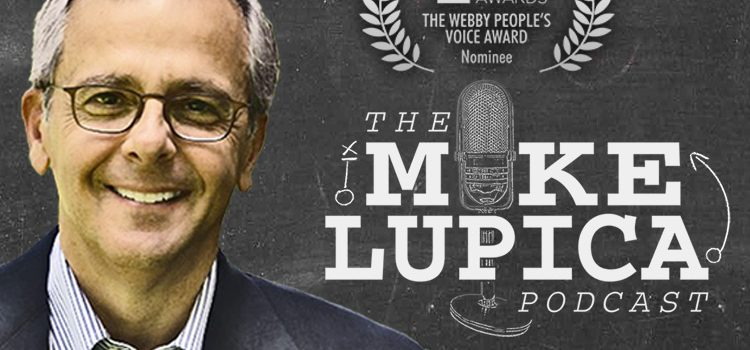 The Mike Lupica Podcast Surpasses One Million Listeners
