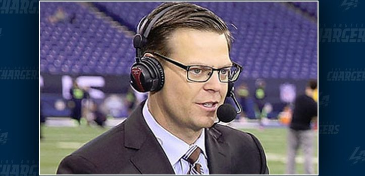 "Los Angeles Chargers Name Matt ""Money"" Smith as Play-by-Play Announcer"