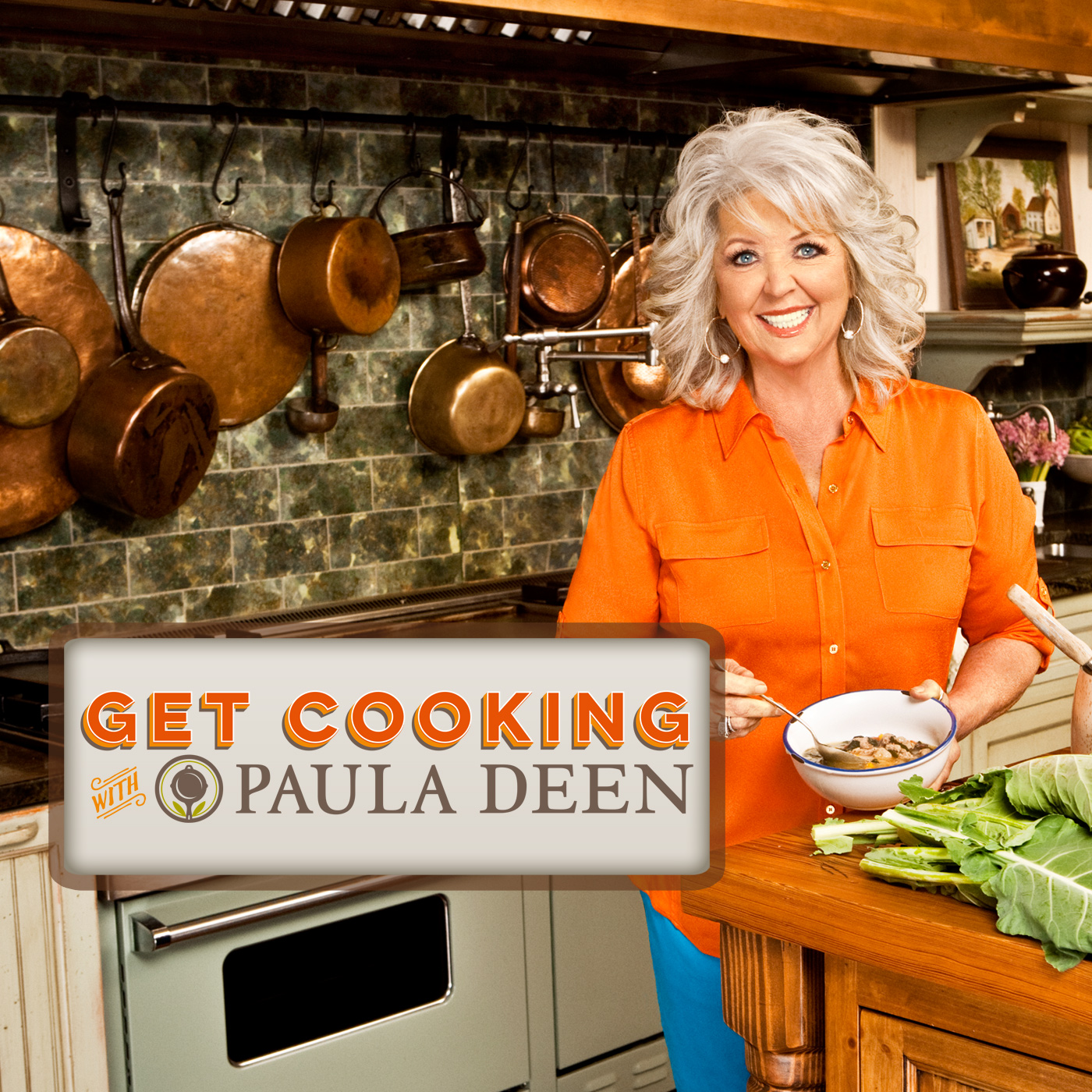 Get Cooking with Paula Deen