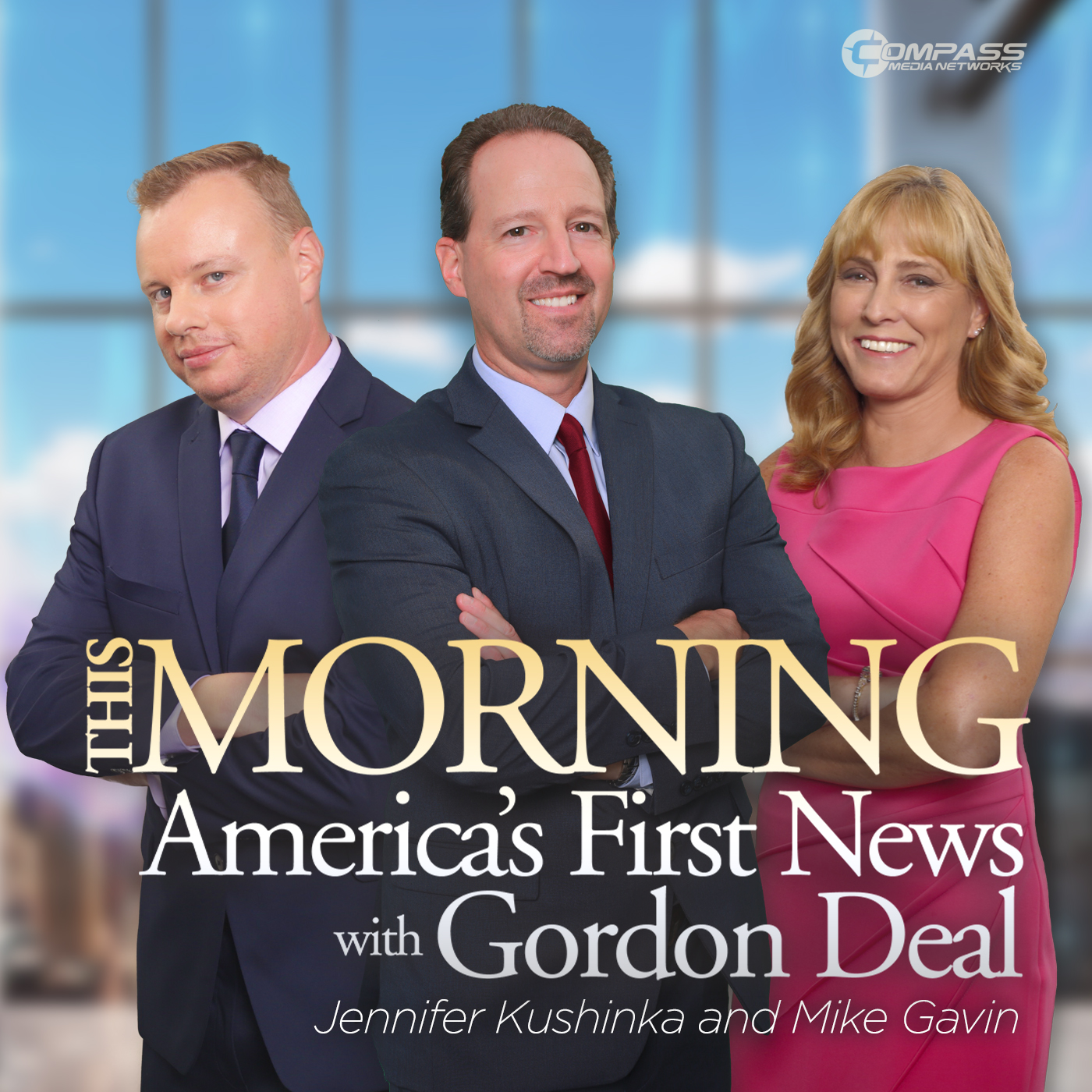This Morning—America's First News with Gordon Deal