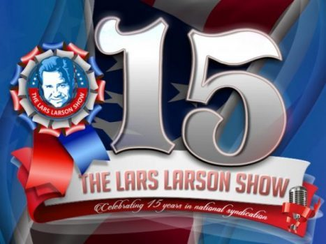 Lars Larson celebrates 15 years in national syndication