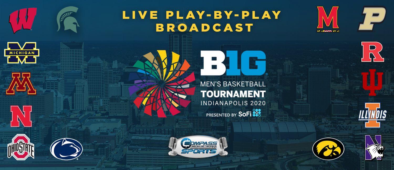 big ten basketball tournament 2020