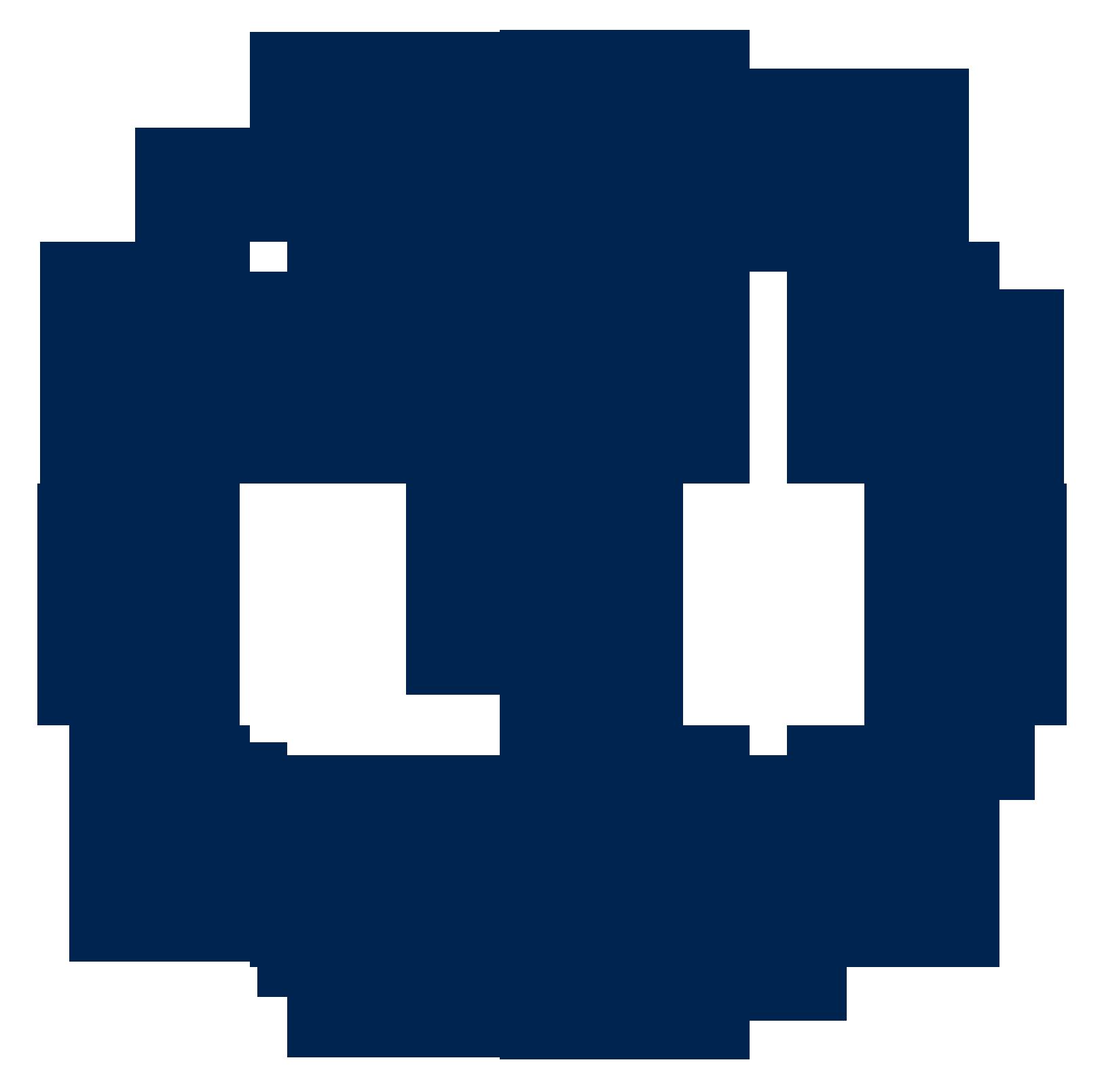 Joe Pags Logo Blue