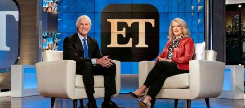 Watch Mary Hart and John Tesh's Emotional Entertainment Tonight Special Reunion (Exclusive)