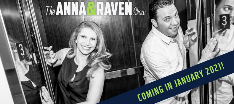 Connoisseur Media and Compass Media Networks announce syndication partnership for The Anna & Raven Show
