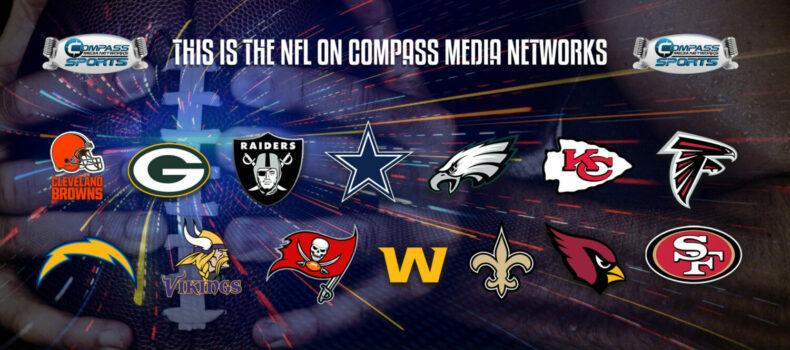 Compass Media Networks Announces 2021 NFL Schedule